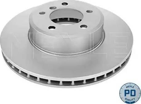 Meyle 383 521 3060/PD - Bremžu diski interparts.lv