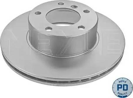 Meyle 383 521 3019/PD - Bremžu diski interparts.lv