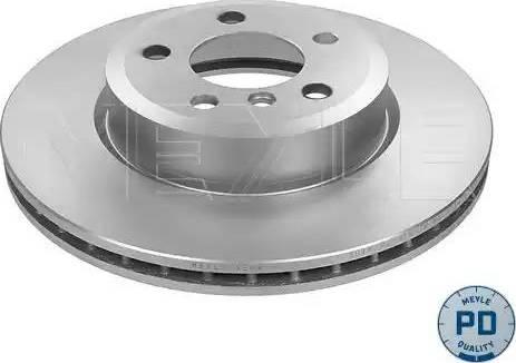 Meyle 383 521 3074/PD - Bremžu diski interparts.lv