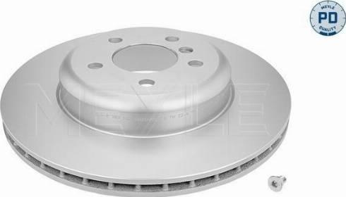 Meyle 383 523 1003/PD - Bremžu diski interparts.lv