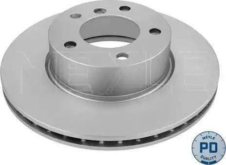 Meyle 383 523 3059/PD - Bremžu diski interparts.lv