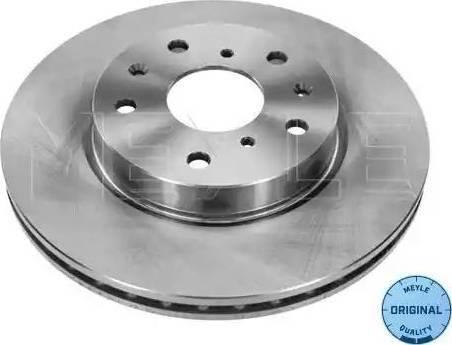 Meyle 33-15 521 0016 - Bremžu diski interparts.lv
