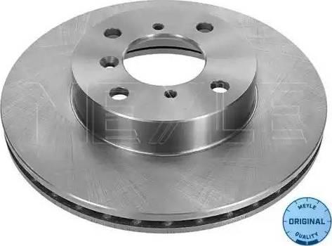 Meyle 33-15 521 0011 - Bremžu diski interparts.lv