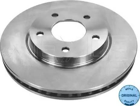 Meyle 32-15 521 0013 - Bremžu diski interparts.lv