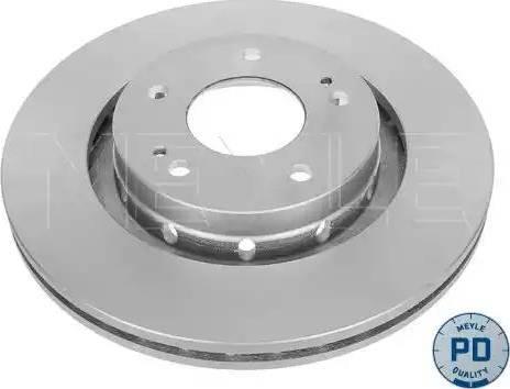 Meyle 32-15 521 0025/PD - Bremžu diski interparts.lv