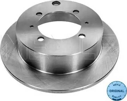 Meyle 32-15 523 0010 - Bremžu diski interparts.lv