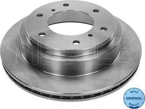 Meyle 32-15 523 0018 - Bremžu diski interparts.lv