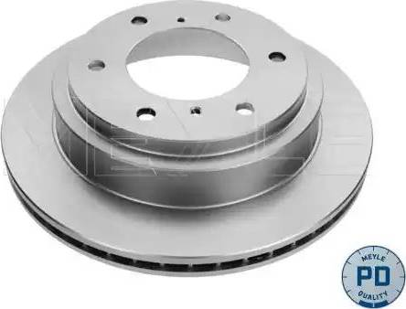 Meyle 32-15 523 0018/PD - Bremžu diski interparts.lv