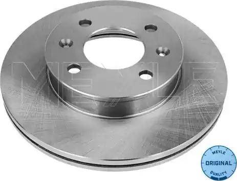 Meyle 37-15 521 0006 - Bremžu diski interparts.lv