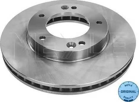 Meyle 37-15 521 0034 - Bremžu diski interparts.lv