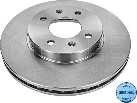 Meyle 37-15 521 0031 - Bremžu diski interparts.lv