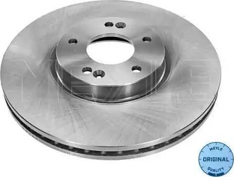 Meyle 37-15 521 0033 - Bremžu diski interparts.lv
