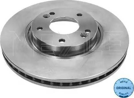 Meyle 37-15 521 0030 - Bremžu diski interparts.lv