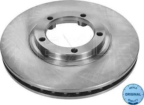Meyle 37-15 521 0024 - Bremžu diski interparts.lv