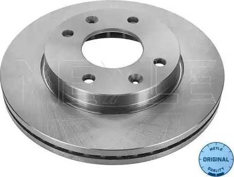 Meyle 37-15 521 0021 - Bremžu diski interparts.lv