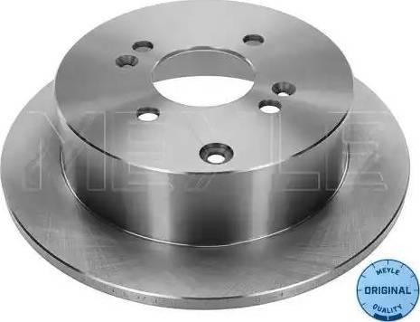 Meyle 37-15 523 0029 - Bremžu diski interparts.lv