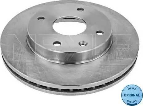 Meyle 29-15 521 0005 - Bremžu diski interparts.lv