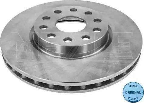 Meyle 215 521 0015 - Bremžu diski interparts.lv