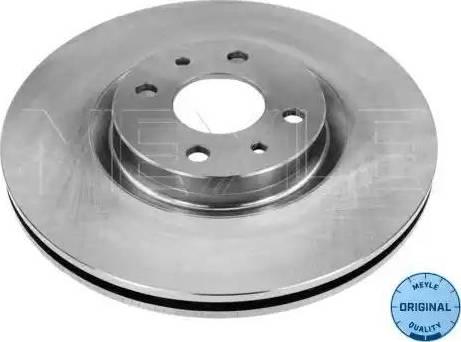 Meyle 215 521 0010 - Bremžu diski interparts.lv