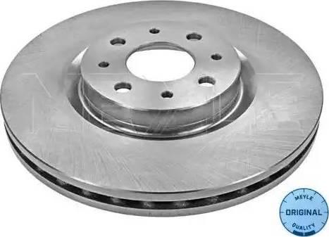Meyle 215 521 0034 - Bremžu diski interparts.lv