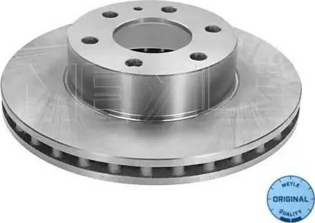 Meyle 215 521 0030 - Bremžu diski interparts.lv