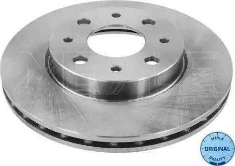 Meyle 215 521 0026 - Bremžu diski interparts.lv