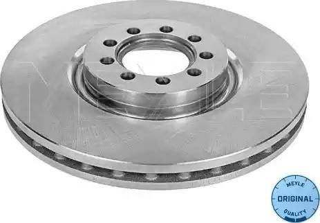 Meyle 215 521 0023 - Bremžu diski interparts.lv