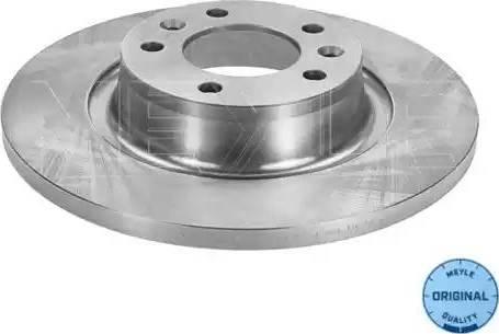 Meyle 215 523 0029 - Bremžu diski interparts.lv