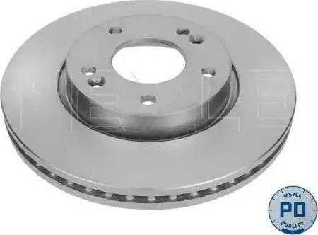 Meyle 28-15 521 0022/PD - Bremžu diski interparts.lv