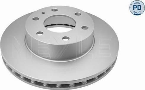 Meyle 283 521 0030/PD - Bremžu diski interparts.lv