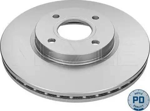 Meyle 715 521 0032/PD - Bremžu diski interparts.lv