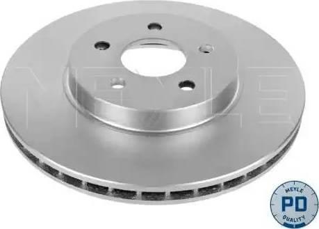 Meyle 783 521 7019/PD - Bremžu diski interparts.lv