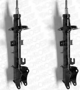 Monroe E4879 - Amortizators interparts.lv