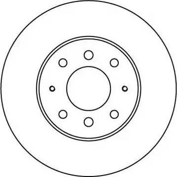 Motaquip LVBD1089Z - Bremžu diski interparts.lv