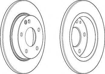 A.B.S. 16984 - Bremžu diski interparts.lv