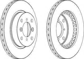 LYNXauto BN-1924 - Bremžu diski interparts.lv