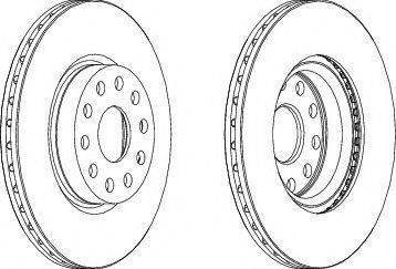 A.B.S. 16581 - Bremžu diski interparts.lv