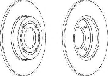 A.B.S. 16542 - Bremžu diski interparts.lv