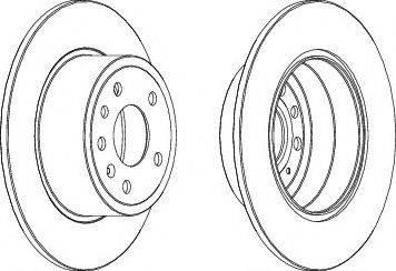 LYNXauto BN-1863 - Bremžu diski interparts.lv