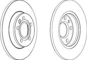 LYNXauto BN-2026 - Bremžu diski interparts.lv
