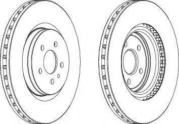 A.B.S. 17008 - Bremžu diski interparts.lv