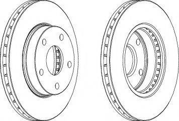 A.B.S. 15788 - Bremžu diski interparts.lv