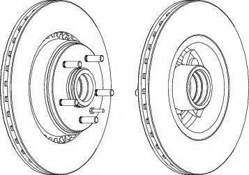 Stellox 6020-4826V-SX - Bremžu diski interparts.lv