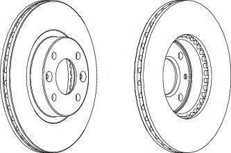A.B.S. 15114 - Bremžu diski interparts.lv