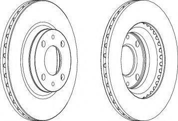 A.B.S. 15020 - Bremžu diski interparts.lv