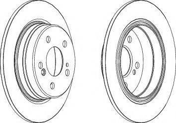 FREMAX BD-0412 - Bremžu diski interparts.lv