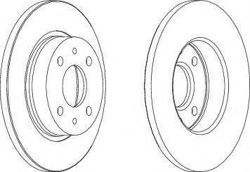 A.B.S. 15860 - Bremžu diski interparts.lv