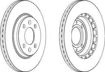 A.B.S. 15948 - Bremžu diski interparts.lv
