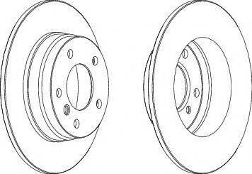 FREMAX BD-8936 - Bremžu diski interparts.lv