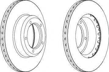 A.B.S. 15616 - Bremžu diski interparts.lv
